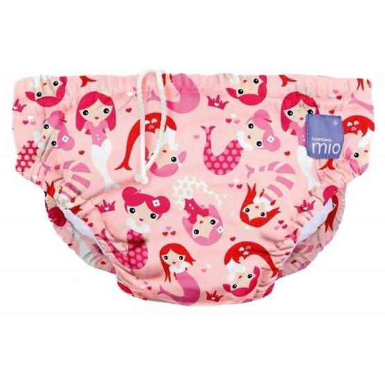 Bambino Mio Swimnappy uimavaippahousut - Mermaid - Vaipat ja uimavaipat - 522003201421 - 1
