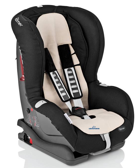 Britax viilentävä istuinpäällinen - Kesäpäällinen turvaistuimeen - 4000984068801 - 1