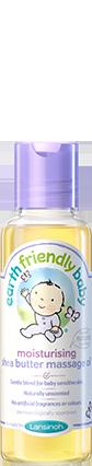 Earth Friendly Baby hierontaöljy 125ml - Pesuaineet ja rasvat - 5060062997941 - 1