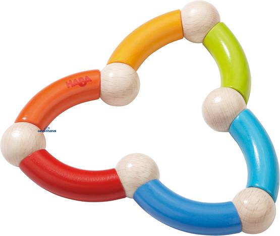 Haba vauvanlelu snake - käärme - Puulelut - 4010168038681 - 1