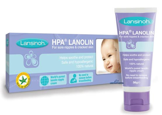 Lansinoh lanoliini rintavoide 40 ml - Rintapumput ja lisävarusteet - 5060062990751 - 1