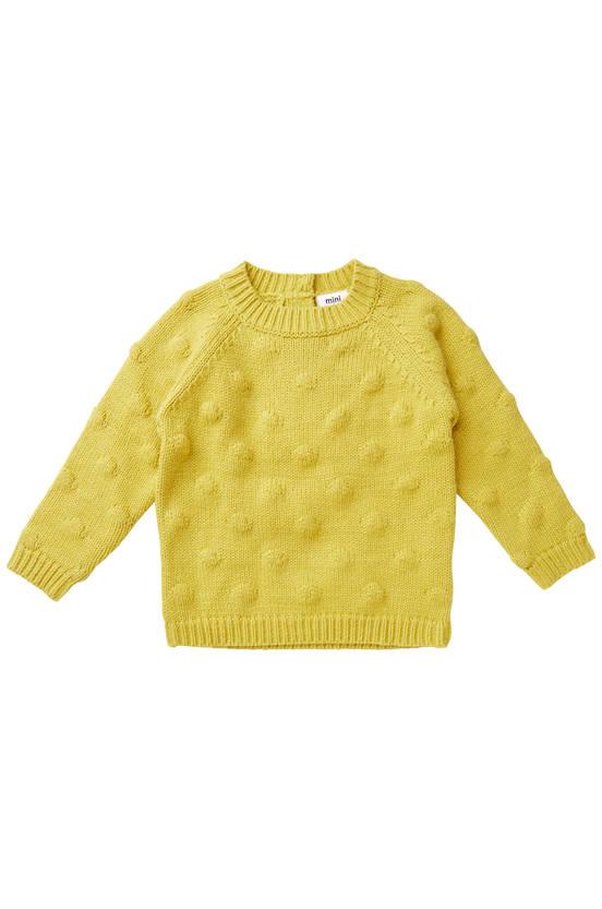 Minimize MmLiza L/S Knit Pullover villapaita - Paidat ja mekot - 1259958401 - 1