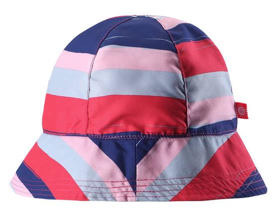 Reima Viiri käännettävä UV-hattu - Strawberry Red/Rose - UV-vaatteet - 211548421101 - 1
