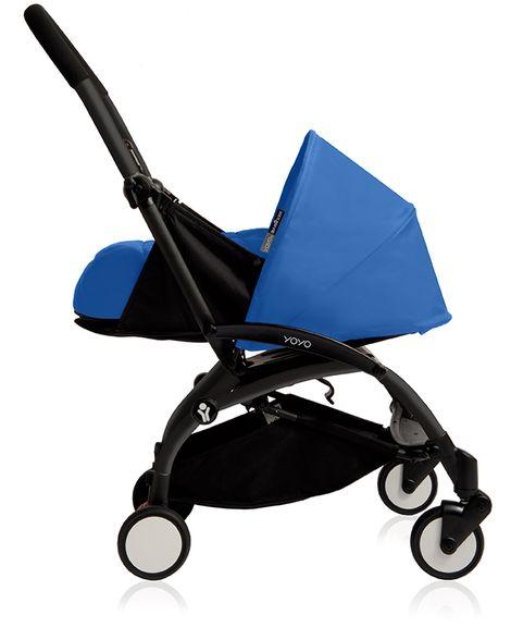 Sininen & musta runko - Matkarattaat - 444330201 - 1