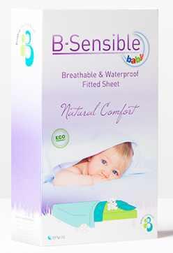 B-sensible tuotepakkaus - Patjan suojalakanat ja suojat - 55469022 - 1