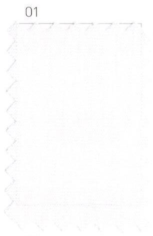 Valkoinen 01 - Patjan suojalakanat ja suojat - 55469022 - 9