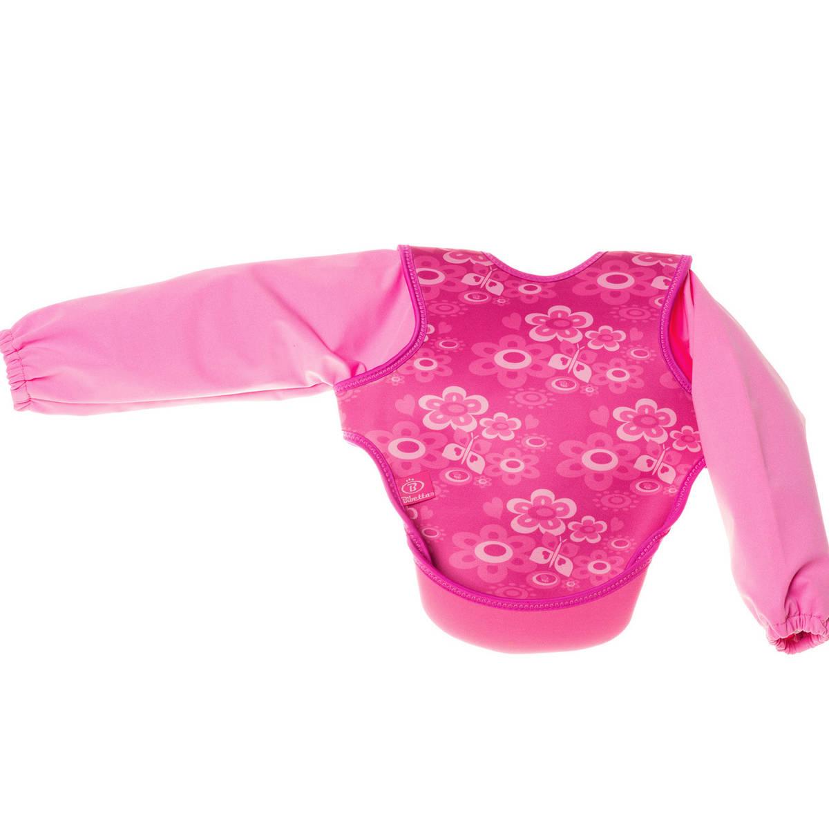 Pinkki - Ruokalaput hihoilla - 4547763202 - 1