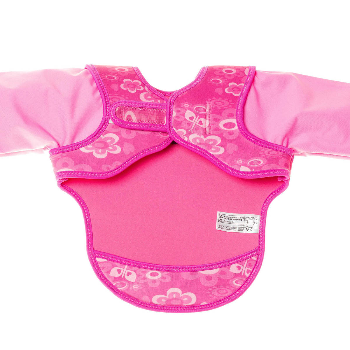 Pinkki - Ruokalaput hihoilla - 4547763202 - 3