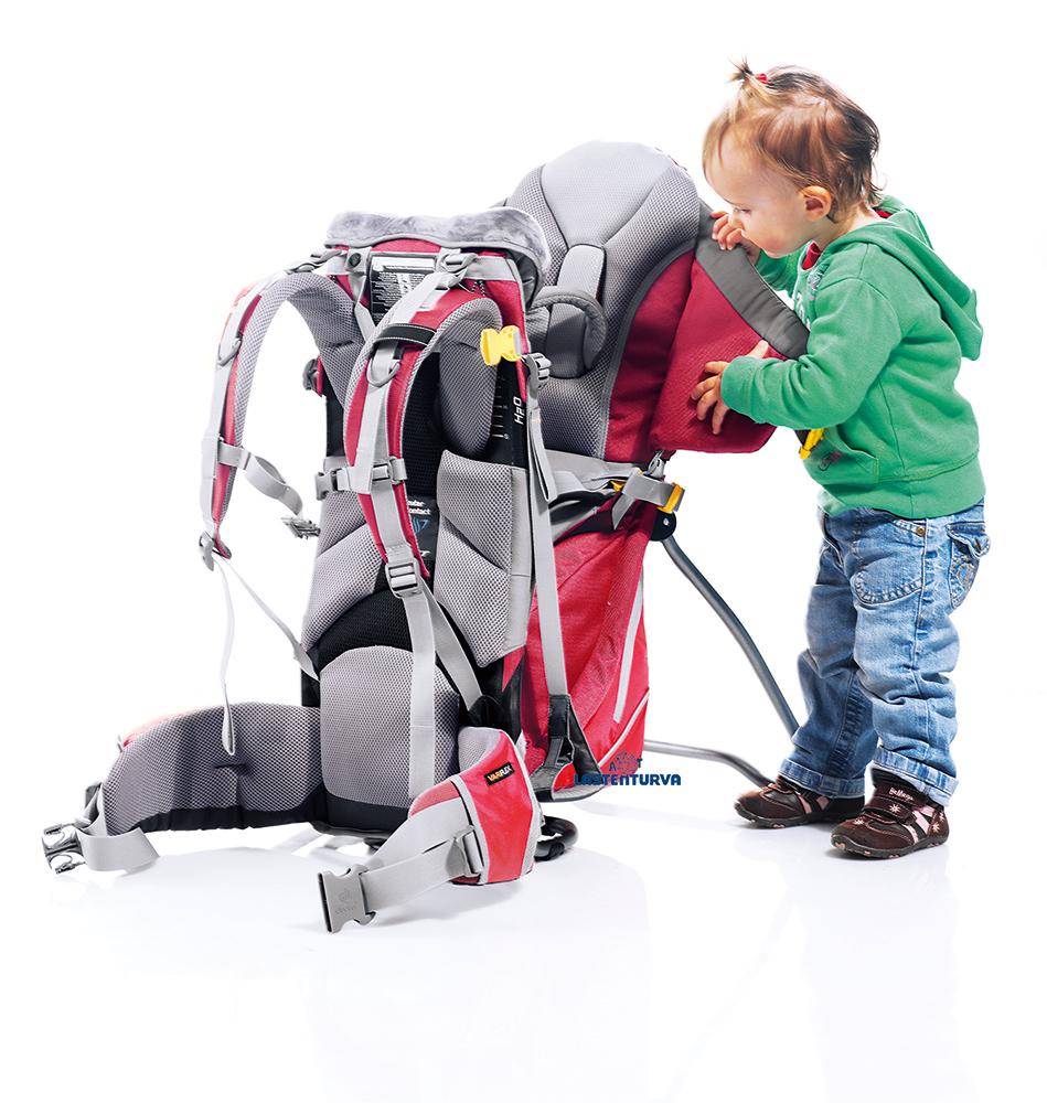 Deuter Kid Comfort 2 lastenkantorinkka -15 - Lastenkantorinkat ja rinkat - 44443322 - 10