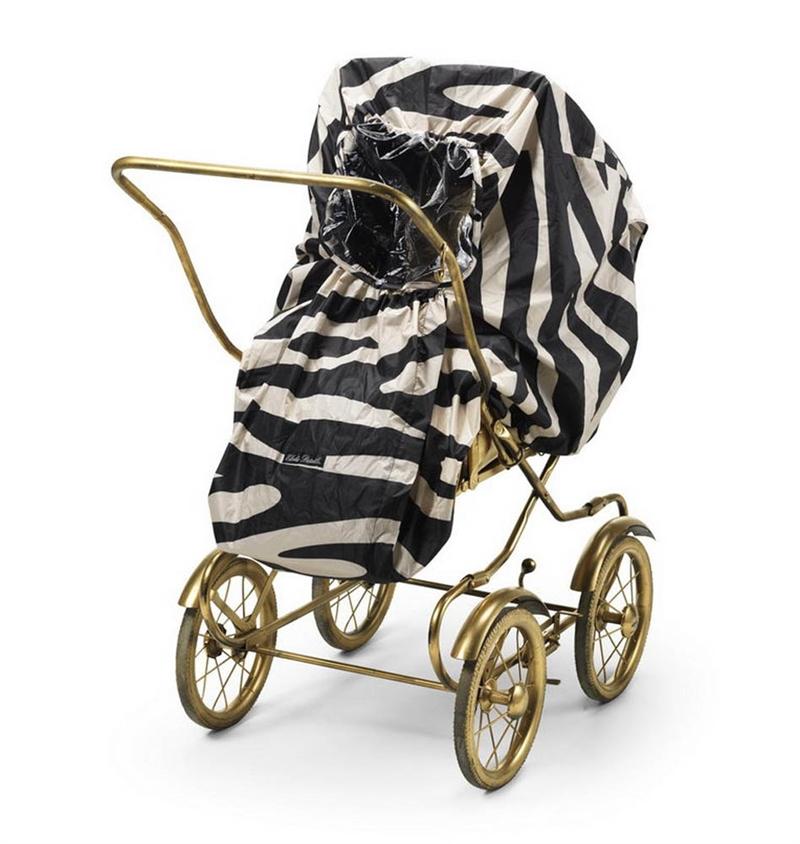 Zebra Sunshine - Sadesuojat yksilörattaisiin - 223230212 - 4