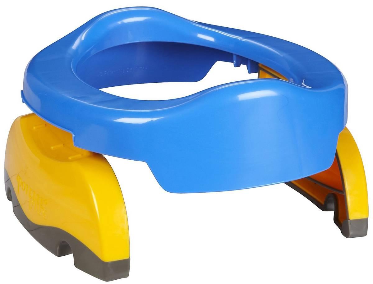 Potette plus 2-in-1 matkapotta/supistaja - Matkapotat ja lisävarusteet - 088161230092 - 1