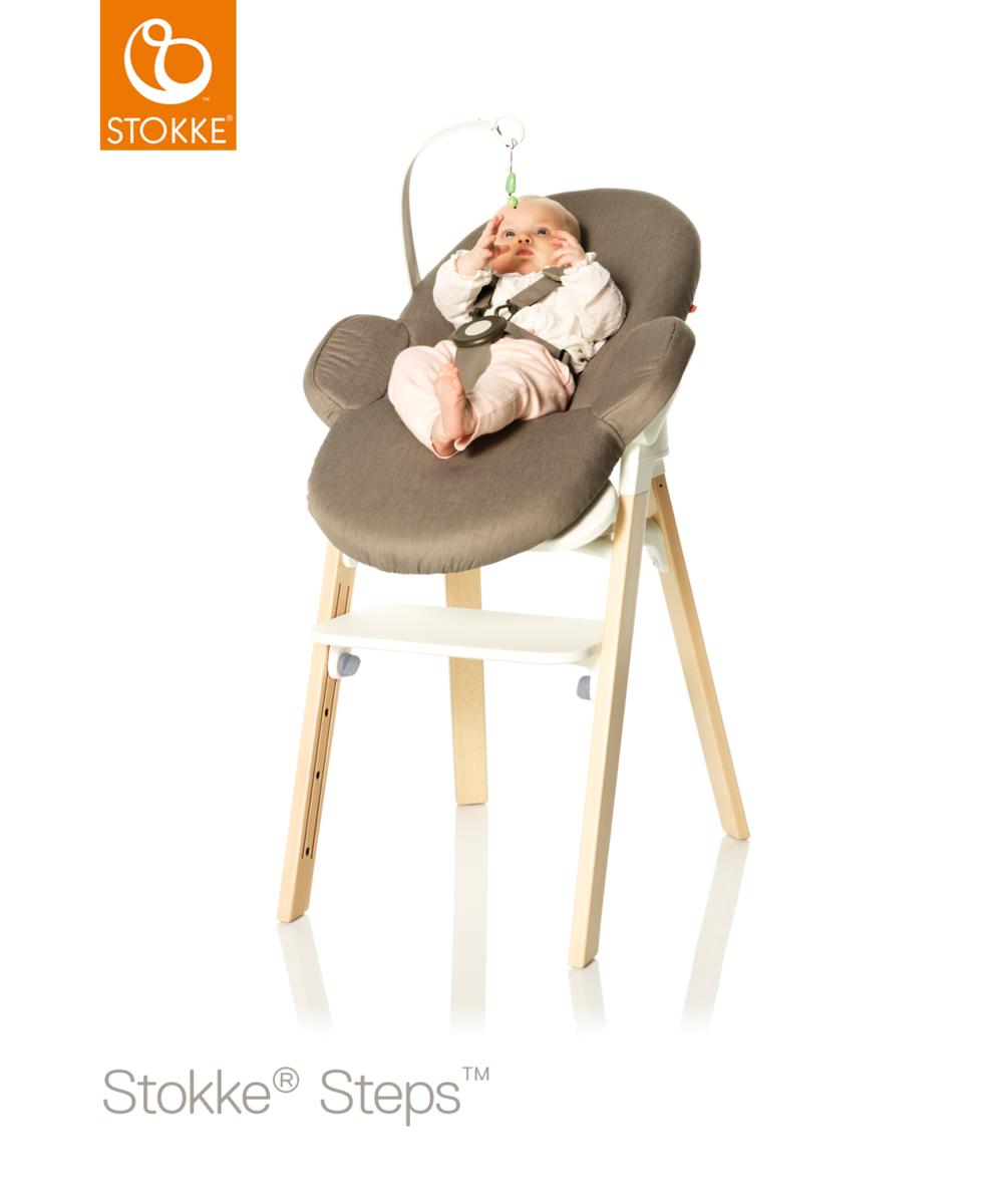 Stokke Steps Bouncer sitteri - Sitterit - 4547003232 - 16