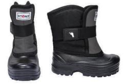 Stonz Winter Bootz Scout talvikengät - Grey/Black - Talvikengät - 5124874012 - 1