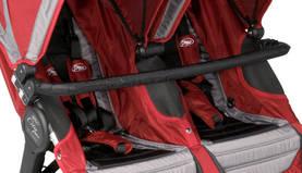 Baby Jogger City Mini turvakaari(tupla) - Matkarattaiden turvakaaret - 74514657580612 - 1