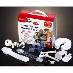 Clippasafe Home Safety Starter Pack - Aloituspakkaukset - 5015876020712 - 1
