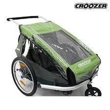 Croozer Kid 2 sadesuoja - Lisävarusteet - 4044494124992 - 1
