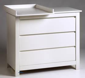Little Footprint Loft hoitopöytä - Hoitopöydät ja lipastot - 4751013121072 - 1