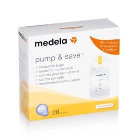 Medela rintamaitopussit 20kpl - Rintapumput ja lisävarusteet - 7612367013352 - 2