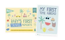 Milestone Booklet Baby's First Travel - Kortit - 8718564767032 - 1