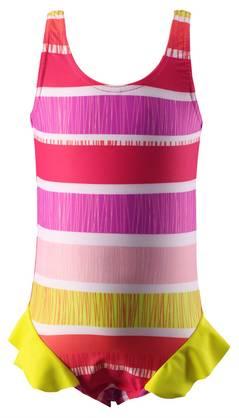 Reima SunProof Corfu UV-uimapuku - Supreme Pink - UV-vaatteet - 54877785002 - 1