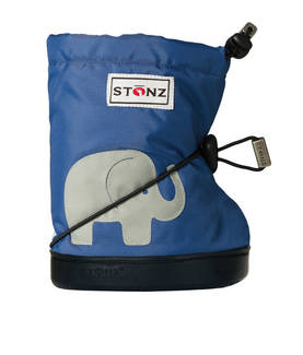Stonz Booties töppöset - Elephant Slate Blue Plus - Töppöset - 5444854752 - 1