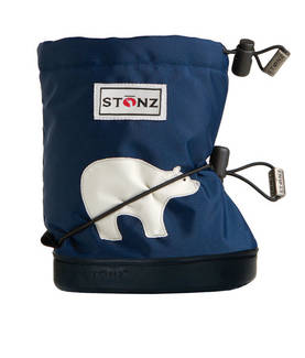 Stonz Booties töppöset 2016 - Polar Bear Navy Blue - Töppöset - 4588633202 - 1