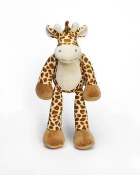 Teddykompaniet kirahvi pehmolelu - Pehmolelut ja ensilelut - 7331626148412 - 1