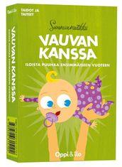 Oppi ja ilo Vauvan kanssa - Palapelit ja muut pelit - 9789526315102 - 1