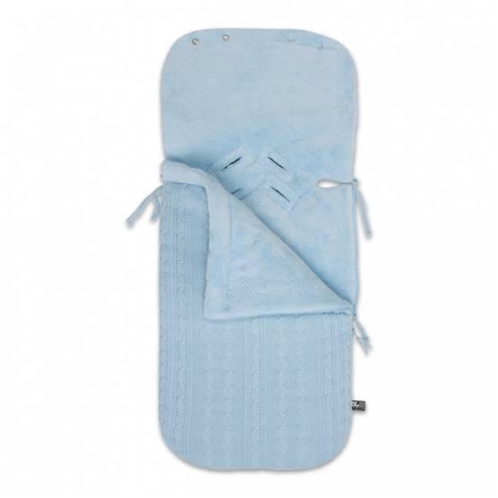 Baby Blue - Lämpöpussi turvakaukaloon - 148777002 - 7
