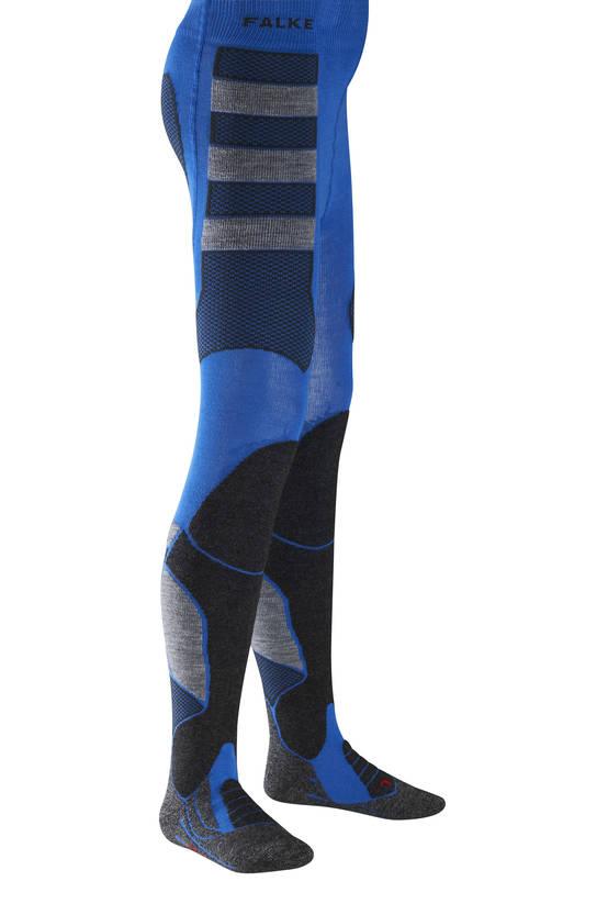 Falke lasten urheilusukkahousut - Olympic Blue - Sukkahousut ja legginsit - 454500032 - 1