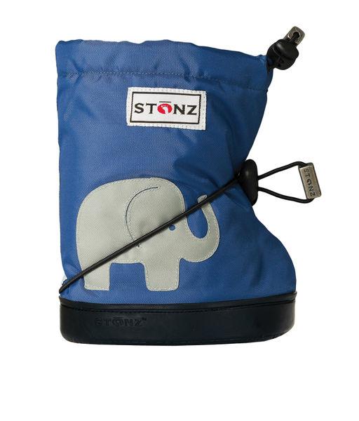 Stonz Booties töppöset 2016 - Elephant Slate Blue Plus - Töppöset - 5444854752 - 1