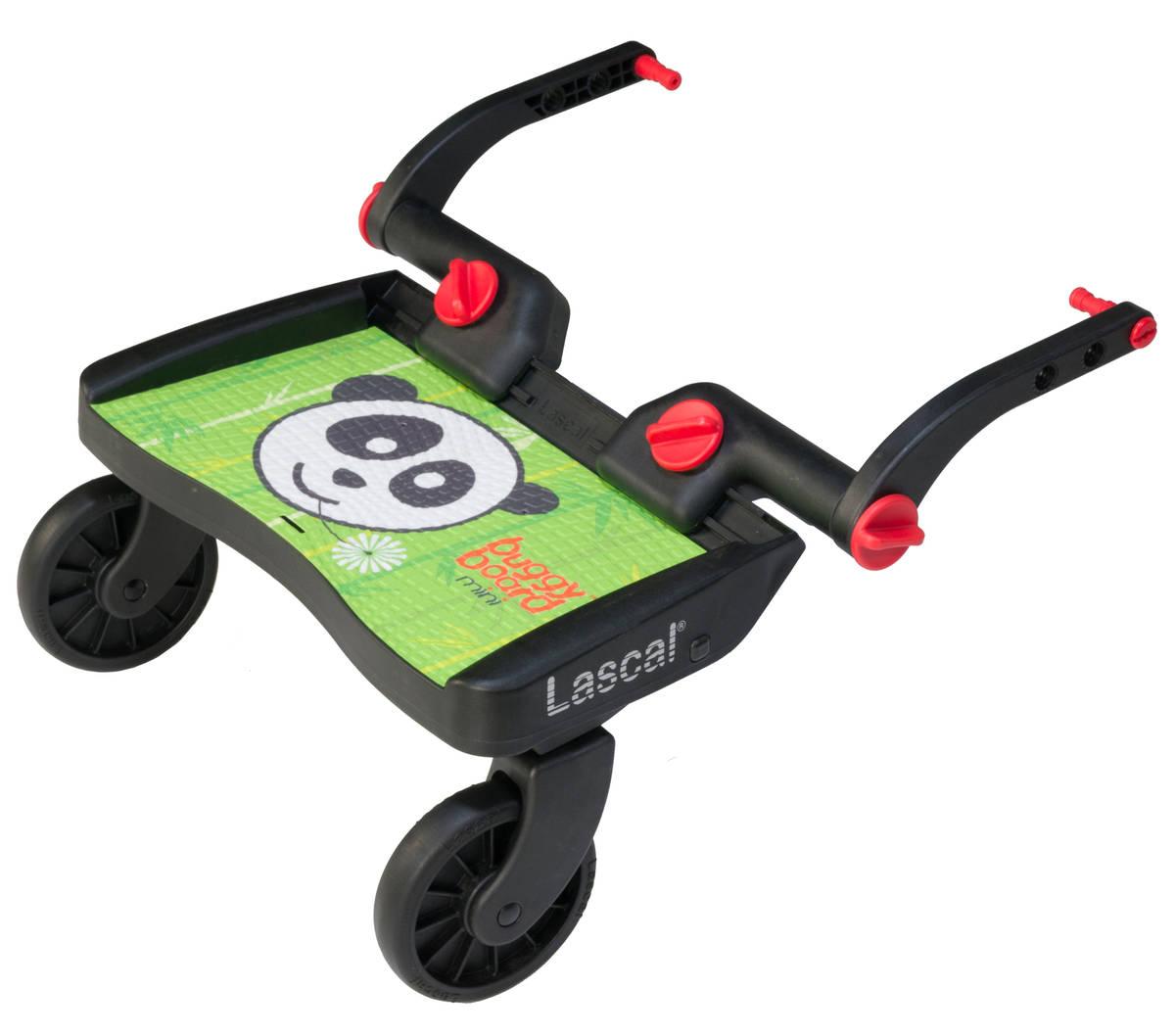 lascal buggy board mini seisomalauta panda a t lastenturva verkkokauppa. Black Bedroom Furniture Sets. Home Design Ideas