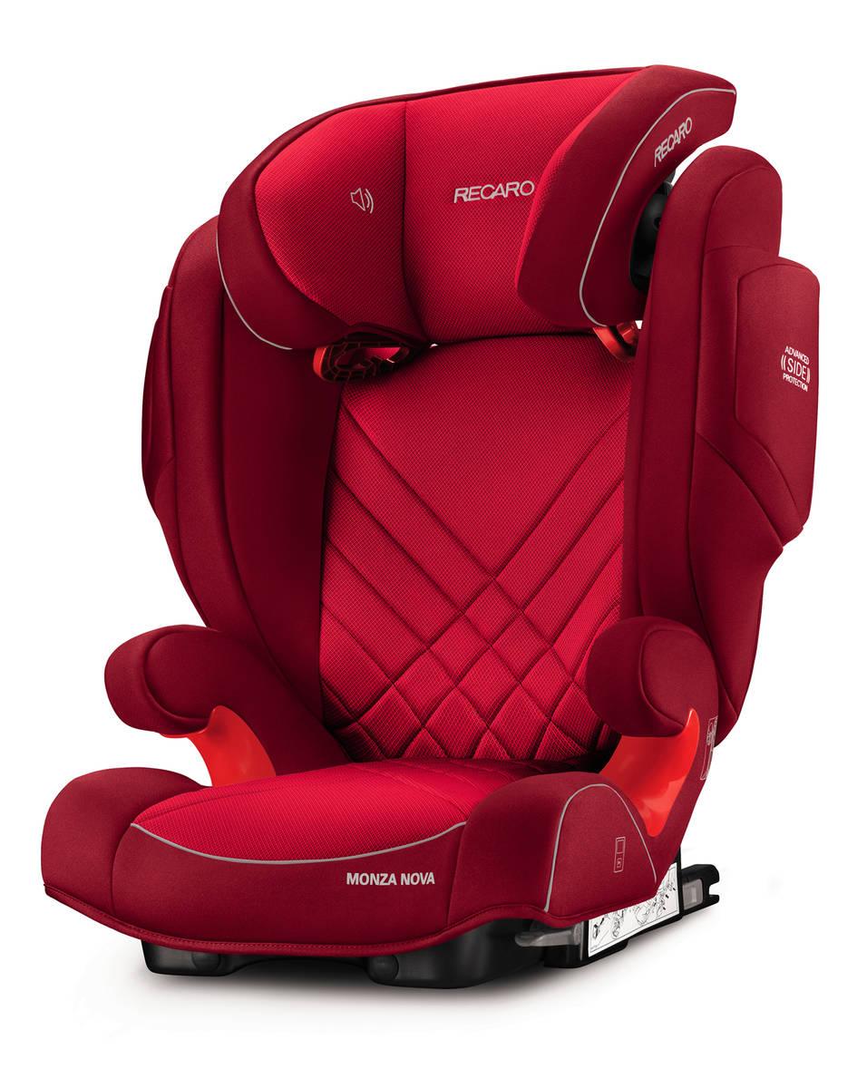 Indy Red 2017 - Turvavyöistuimet - 403195303343 - 30