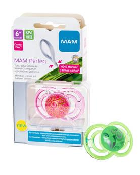 Ainu Mam Perfect tutti 6+ kk silikoni - Tutit - 9001616109133 - 1