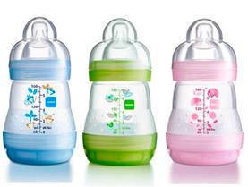 Sininen, vihreä ja vaaleanpunainen - Tuttipullot - 9001616667213 - 1