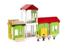 Brio Village koti-leikkisetti - Puulelut - 7312350339413 - 1