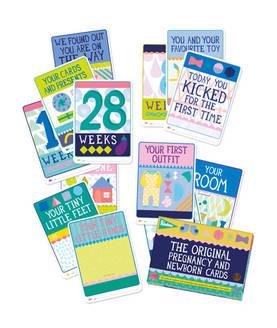 Milestone Pregnancy&Newborn kortit (ENG) - Kortit - 8718564762013 - 1