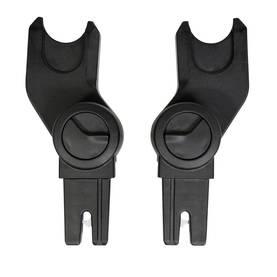Phil&Teds adapteri Maxi-Cosi/Cybex - Adapterit ja turvakaaret tuplarattaisiin - 942001573 - 1