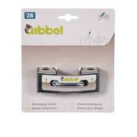 Qibbel kiinnike etuistuimeen 22-36mm - Lisäkiinnityspalat - 8712864432423 - 1