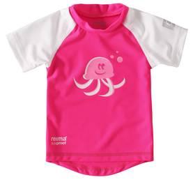 Reima SunProof Azores UV-paita - Supreme Pink - UV-vaatteet - 5699896303 - 1