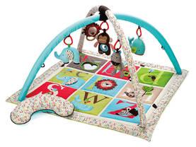 Skip Hop leikkimatto Alphabet Zoo - Leikkimatot ja jumppamatot - 879674007253 - 1