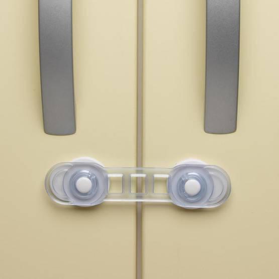 Clippasafe Mini Multi-Purpose Latches - Lukot, salvat ja sulkimet - 5015876021023 - 1