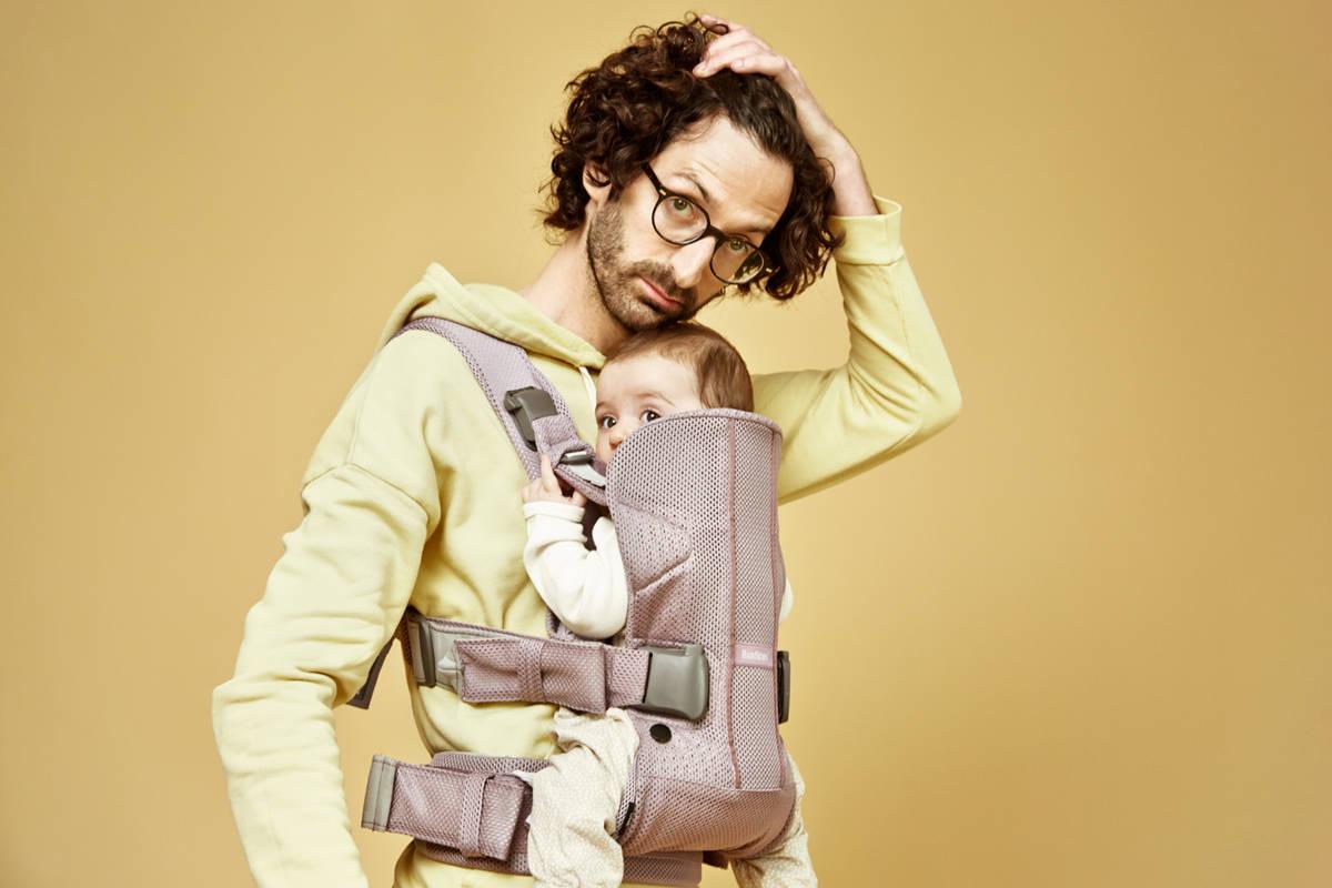 BabyBjörn One Mesh kantoreppu - Be You - Kantoreput - 6235210144 - 5
