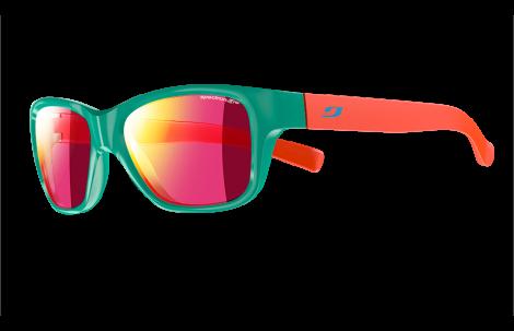 Turquoise Brillant/Coral Mat 4651132 - Isomman lapsen aurinkolasit - 5120001474 - 4