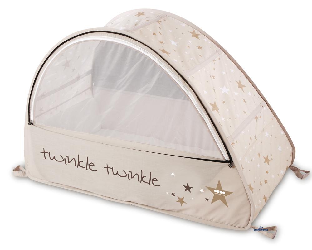 Koo-di Sun & Sleep Pop-Up Bubble matkasänky - Matkasängyt ja lisävarusteet - 5060023800204 - 1