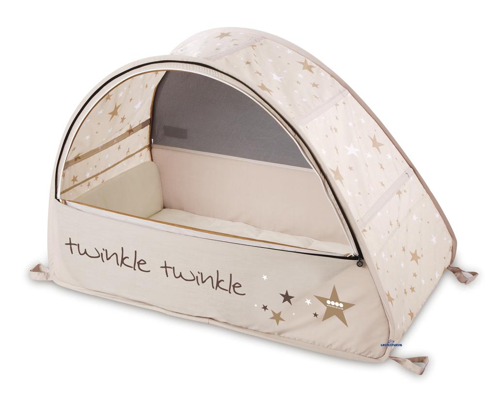 Koo-di Sun & Sleep Pop-Up Bubble matkasänky - Matkasängyt ja lisävarusteet - 5060023800204 - 2