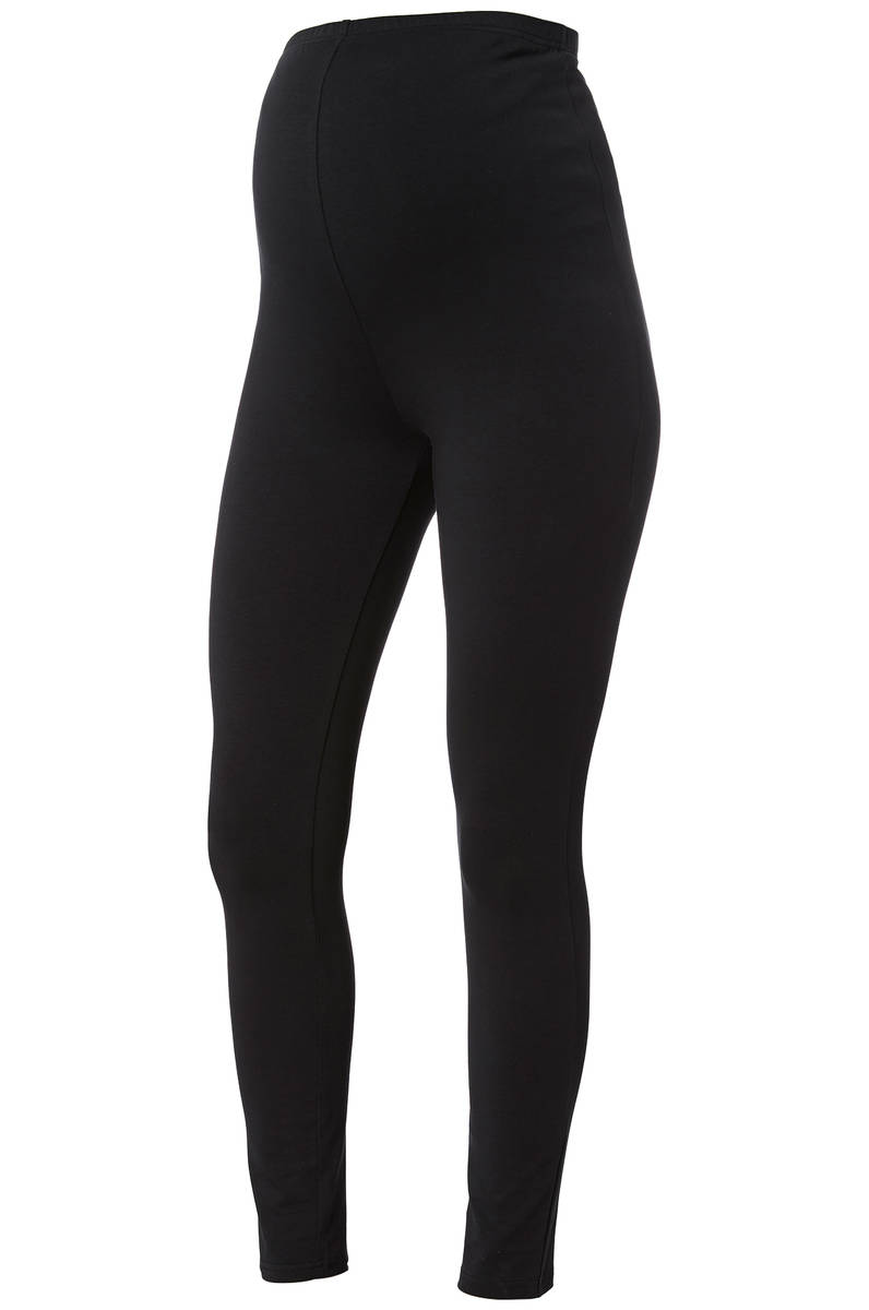 Mamalicious MlLea Organic Long Legging 2 Pack odottajan legginsit - Sukkahousut ja legginsit - 21355854754 - 2