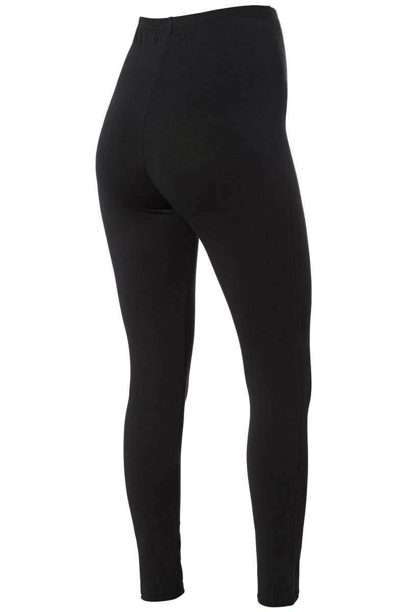 Mamalicious MlLea Organic Long Legging 2 Pack odottajan legginsit - Sukkahousut ja legginsit - 21355854754 - 3