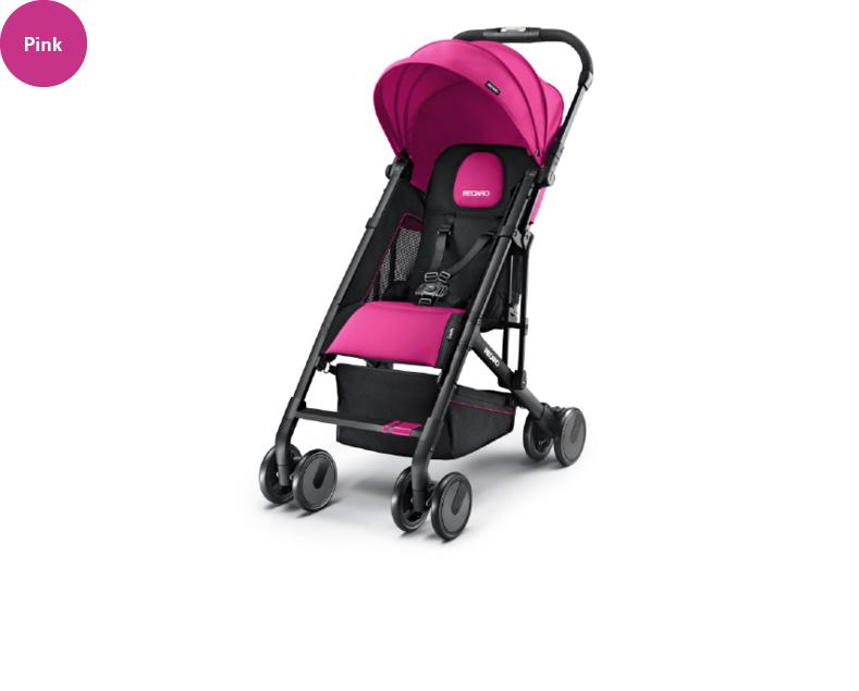 Pink - Matkarattaat - 4031953056464 - 2