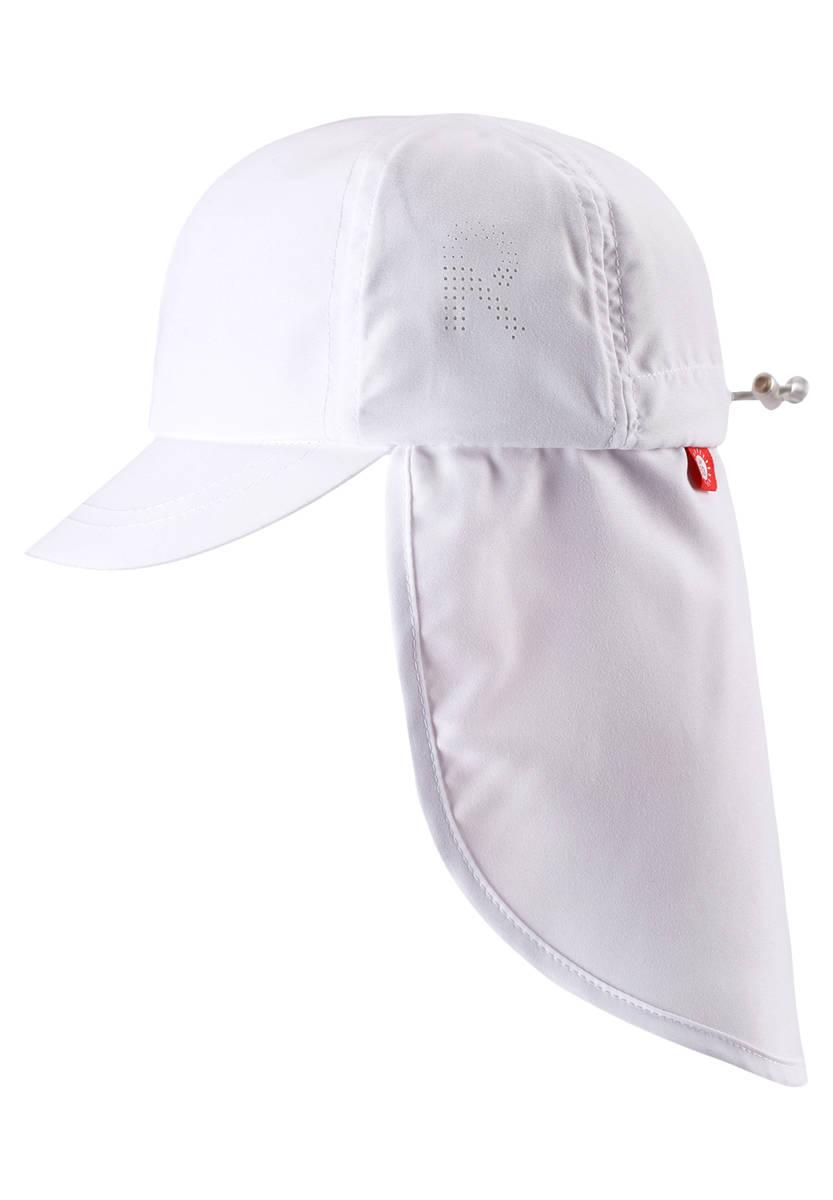 Reima Alytos lasten UV-hattu - White - Kesähatut - 33200211014 - 3